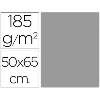 Cartulina guarro gris perla -50x65 cm -185 gr