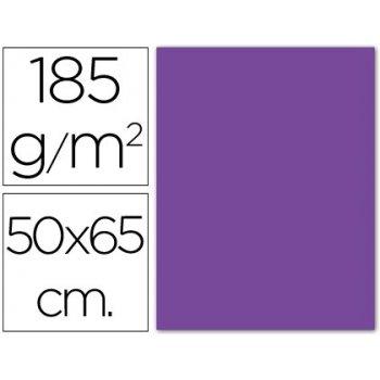 Cartulina guarro violeta -50x65 cm -185 gr
