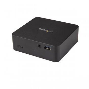 StarTech.com Docking Station para Ordenadores Portátiles USB-C - Replicador de Puertos USB Tipo C para 4K HDMI - con PD 85W