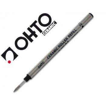 Recambio rotulador roller ohto 0.5 negro