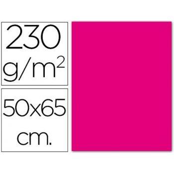 Cartulina fluorescente magenta 50x65 cm