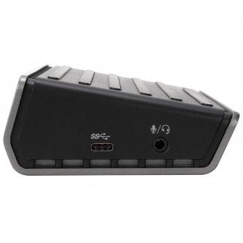 Targus DOCK180EUZ base para portátil y replicador de puertos Alámbrico USB 3.1 (3.1 Gen 2) Type-C Negro