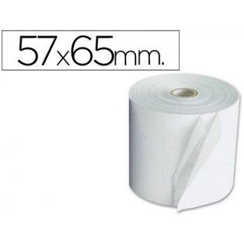 Rollo sumadora electro 57 mm ancho x 65 mm diametro