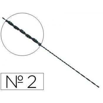 Pelos de segueta espiral n.2 -caja de 144