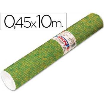 Rollo adhesivo aironfix especial ante verde oscuro 67801 -rollo de 10 mt