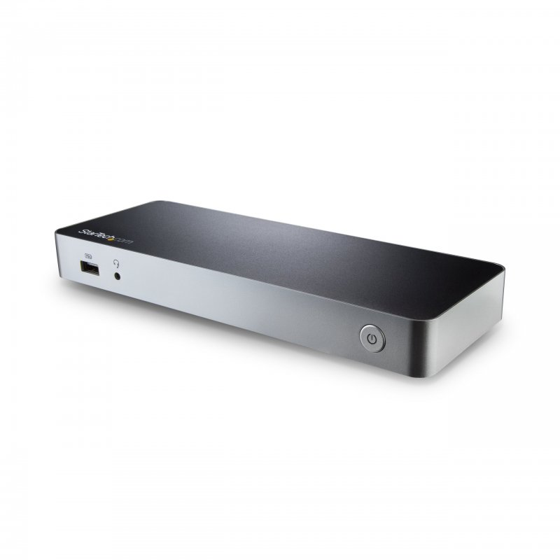 StarTech.com Dock USB-C con MST para Monitores Duales - 5 Puertos USB 3.0