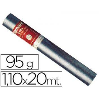 Papel vegetal diamant 90-95 gr -rollo de 1.10x20 mt