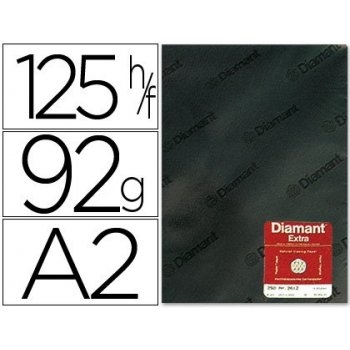 Papel vegetal diamant din a2 92 gr hoja