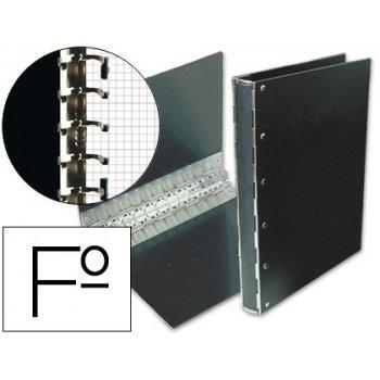 Carpeta multifin fibra 3005-g 16 anillas 40 mm folio