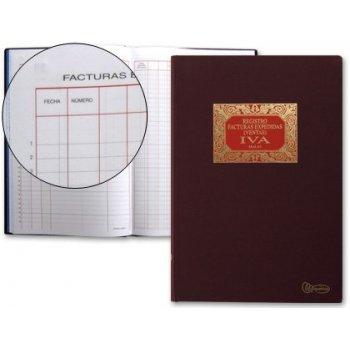 Libro miquelrius n. 64 folio 100 hojas -facturas emitidas