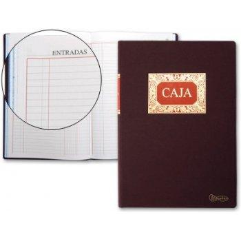 Libro miquelrius folio 100 h. -caja -entrada y salida