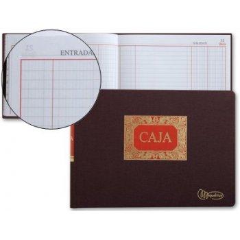 Libro miquelrius cuarto -apaisado -100 hojas -caja -entrada y salida