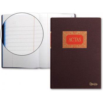 Libro miquelrius folio 50 h. -actas