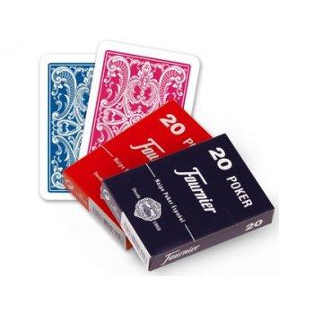 Baraja fournier poker español 20-54