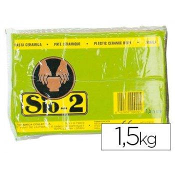 Arcilla sio-2 paquete de 1.5 kg