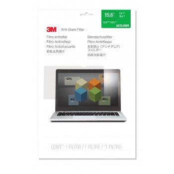 """3M AG156W9B Filtro de privacidad para pantallas sin marco 39,6 cm (15.6"""")"""