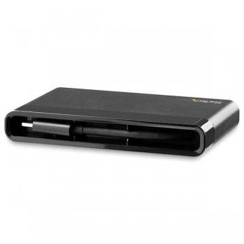 StarTech.com Adaptador Multipuertos USB-C 4K con HDMI y VGA - Mac Win Chrome - 1x USB-A - GbE - Portátil - Docking Station USB