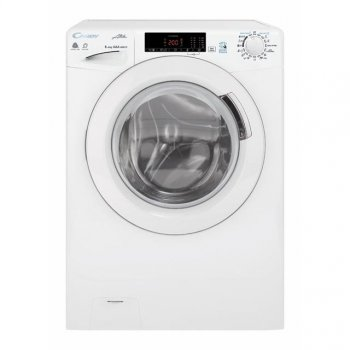 Candy GVSW 486T 5-S Carga frontal Independiente Blanco A