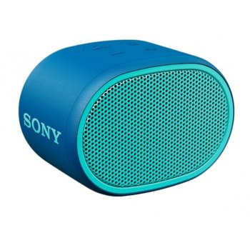 Sony SRS-XB01 Altavoz monofónico portátil Azul