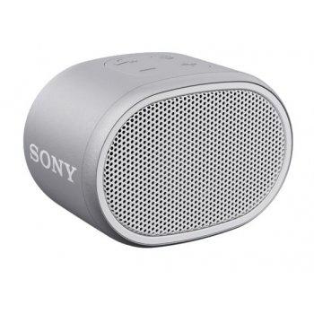 Sony SRS-XB01 Altavoz monofónico portátil Blanco