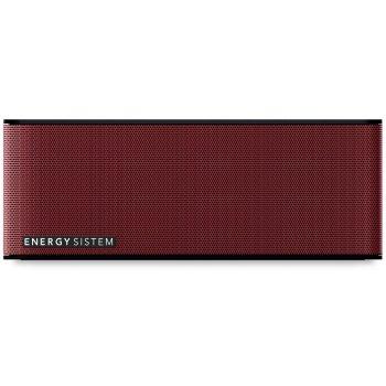 Energy Sistem Energy Music Box 5+ 10 W Altavoz portátil estéreo Negro, Rojo