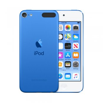 Apple iPod touch 128GB Reproductor de MP4 Azul