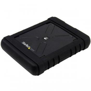 StarTech.com Caja USB 3.0 robusta con UASP para disco duro o SSD SATA de 2,5 pulgadas