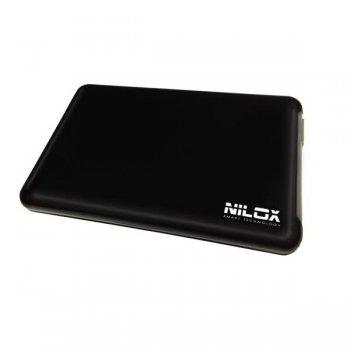 """Nilox DH0002BK caja para disco duro externo 2.5"""" Caja de disco duro (HDD) Negro"""