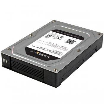 StarTech.com Caja Adaptadora SATA con RAID de 2 Bahías de 2,5 a 3,5 Pulgadas
