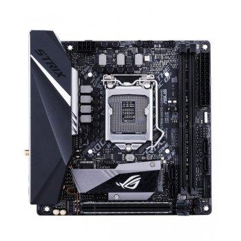 ASUS ROG Strix H370-I Gaming placa base LGA 1151 (Zócalo H4) Mini ITX Intel® H370
