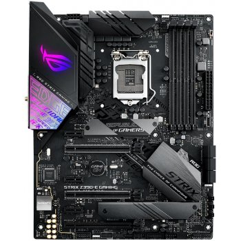 ASUS ROG STRIX Z390-E GAMING placa base LGA 1151 (Zócalo H4) ATX Intel Z390