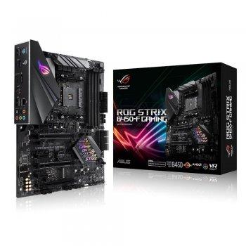 ASUS ROG STRIX B450-F GAMING placa base Zócalo AM4 AMD B450
