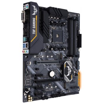 ASUS TUF B450-PRO GAMING placa base Zócalo AM4 ATX AMD B450