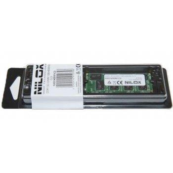 Nilox 1GB PC-3200 módulo de memoria DDR 400 MHz