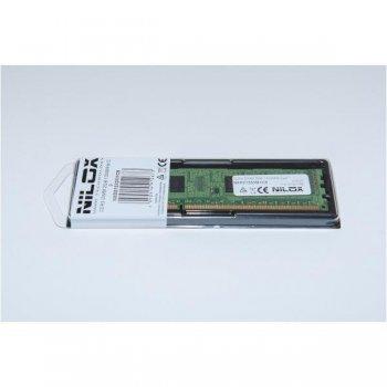 Nilox 2GB DDR3 DIMM módulo de memoria 1333 MHz