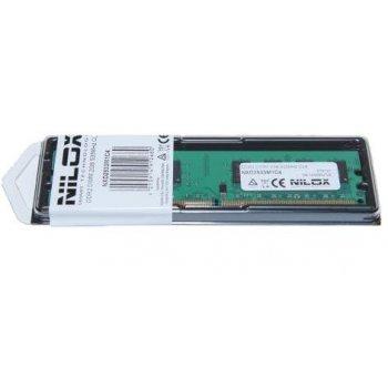 Nilox 2GB PC2-4200 módulo de memoria DDR2 533 MHz