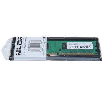 Nilox 2GB PC2-5300 módulo de memoria DDR2 667 MHz