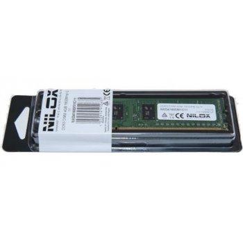Nilox 4GB PC3-12800 módulo de memoria DDR3 1600 MHz