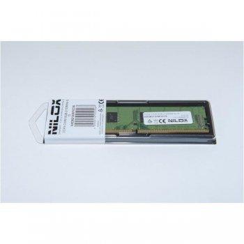 Nilox 8GB DDR4 DIMM módulo de memoria 2133 MHz