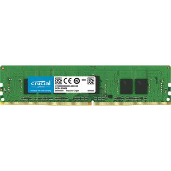 Crucial 4GB DDR4-2666 RDIMM módulo de memoria 2666 MHz ECC