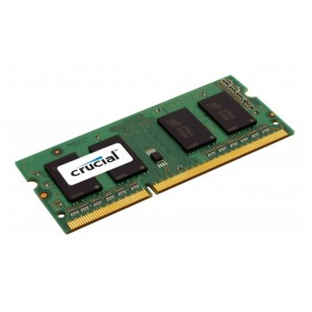 Crucial 8GB DDR3 SODIMM módulo de memoria DDR3L 1600 MHz