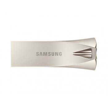 Samsung MUF-64BE unidad flash USB 64 GB USB tipo A 3.0 (3.1 Gen 1) Plata