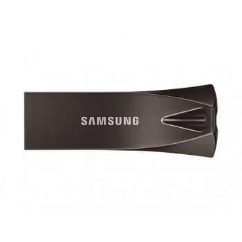 Samsung MUF-256BE unidad flash USB 256 GB USB tipo A 3.0 (3.1 Gen 1) Gris, Titanio