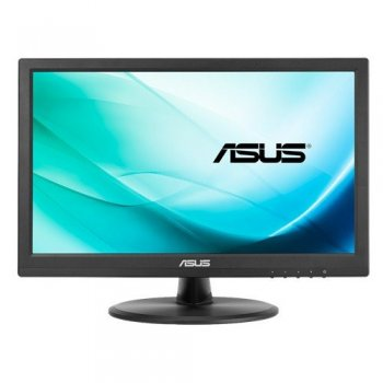 "ASUS VT168N point touch monitor monitor pantalla táctil 39,6 cm (15.6"") 1366 x 768 Pixeles Negro Multi-touch"
