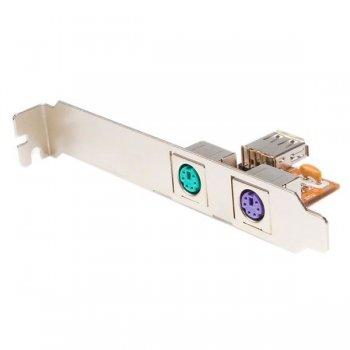 StarTech.com USB - PS 2 Converter Adapter tarjeta y adaptador de interfaz USB 1.1