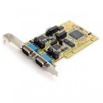 StarTech.com PCI2S232485I tarjeta y adaptador de interfaz De serie Interno