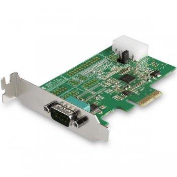 StarTech.com Tarjeta PCIe Serie de 1 Puerto RS232 con UART 16950
