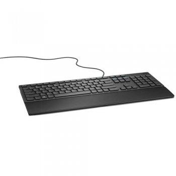 DELL 580-ADGS teclado USB QWERTY Español Negro