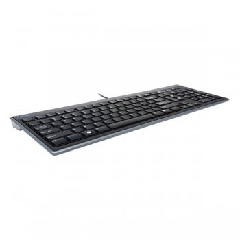 Kensington Teclado fino Advance Fit™ tamaño normal