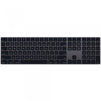 Apple Magic teclado Bluetooth QWERTY Español Gris
